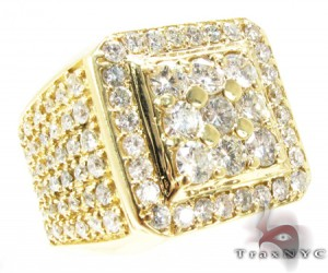 mens ring diamond