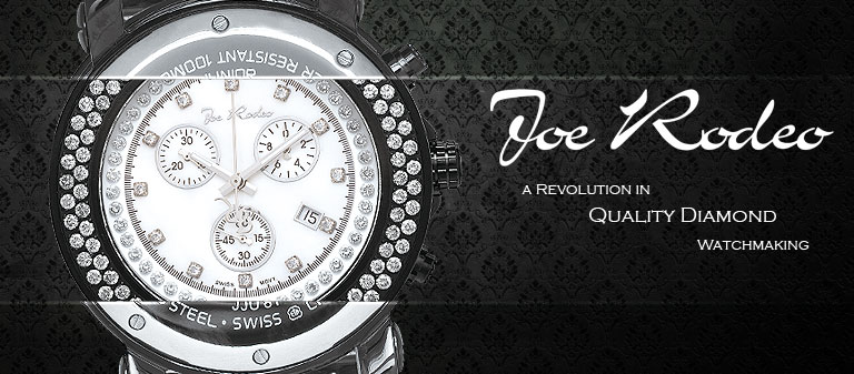 Jpe Rodeo Diamond Watches