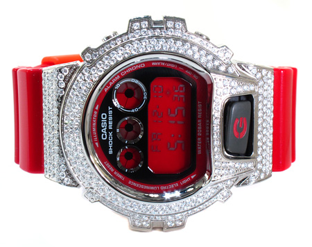 Diamond Watches - G Shock