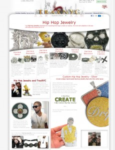 New Hip Hop Jewelry Page