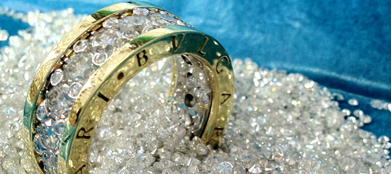 Bvlgari Diamond Ring by TraxNYC