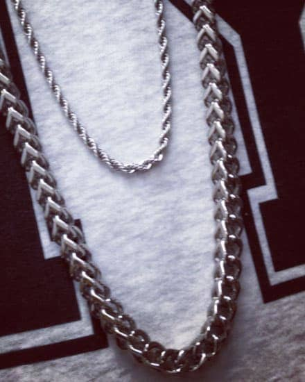 Mens Stainless Steel Chains