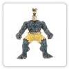 The Incredible Hulk Diamond Pendant