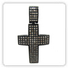 Hip Hop Jewelry - Diamond Cross