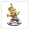 Bart Simpson Diamond Pendant