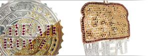 Custom Jewelery - Gold Pendant