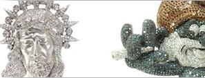 Custom Jewelery - Diamond Pendant