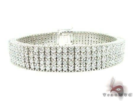 Paulie Bracelet Diamond
