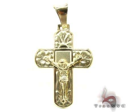The Crucifix Gold