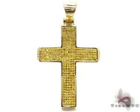 Canary Scribe Cross Diamond