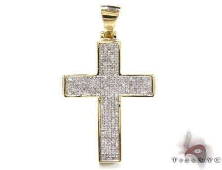 YG Scribe Cross Diamond