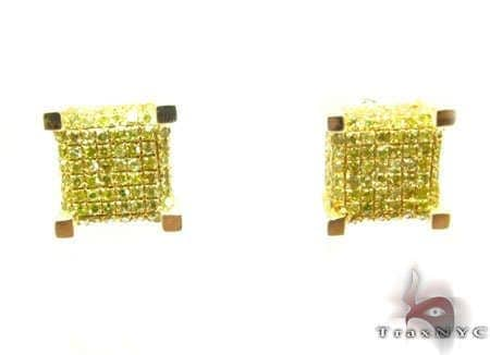 Canary Ultra Earrings Stone