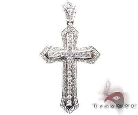 Roman Cross 2 Diamond