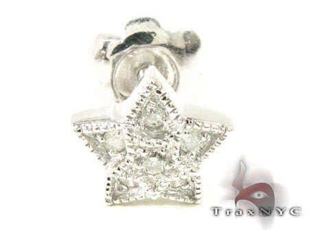 Mini Starlet Single Earring Stone