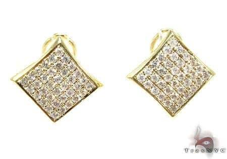 Bristol Earrings Stone
