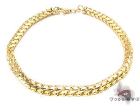 Men's Gold Bracelets