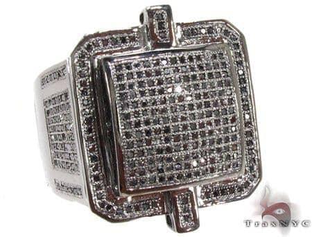 Black Diamond Dynasty Ring Stone