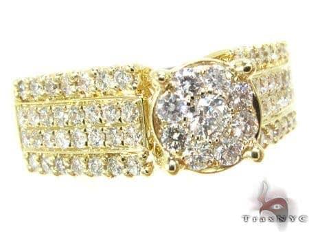 YG Venetian Ring 2 Engagement