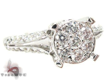 WG Extra Fine Ring Engagement
