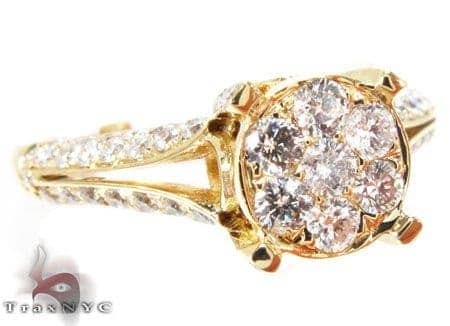 YG Extra Fine Ring Engagement