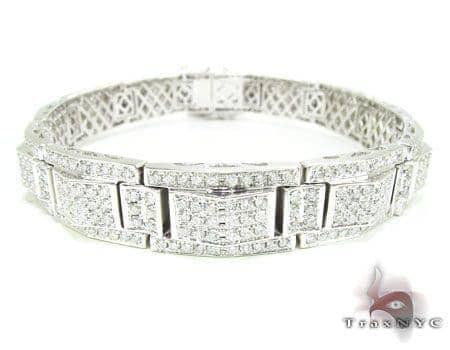 WG Pave Cosmos Bracelet Diamond