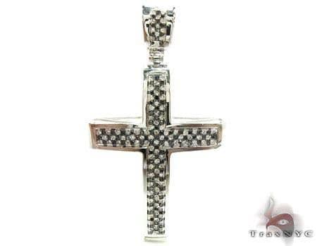 WG Checkered Junior Cross Diamond