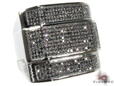 BG Black Diamond Colossal Ring Stone