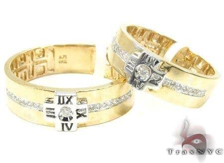 Romano Wedding Bands Engagement