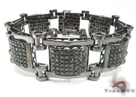 Black Diamond Marines Bracelet Diamond