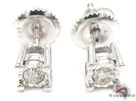 Small Kingdom Earrings Stone