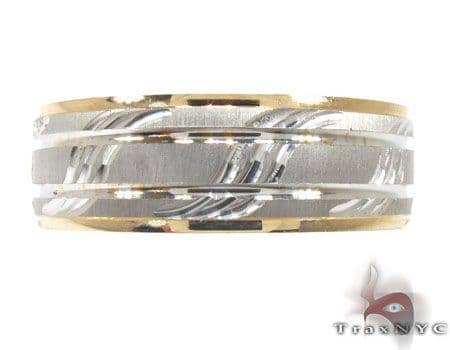 Two Tone Ring 7 Style