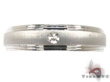 White Gold Frost Ring Style
