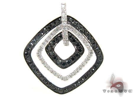 Diamond Shape Pendant Stone
