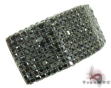Black Diamond Fury Ring Stone