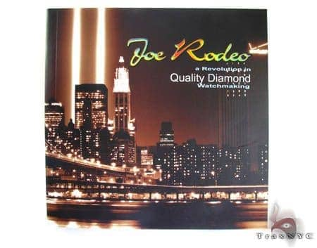 Joe Rodeo Catalog Booklet Joe Rodeo