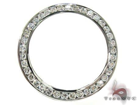 Diamond Bezel for Breitling Chronomat Evolution Watch Breitling