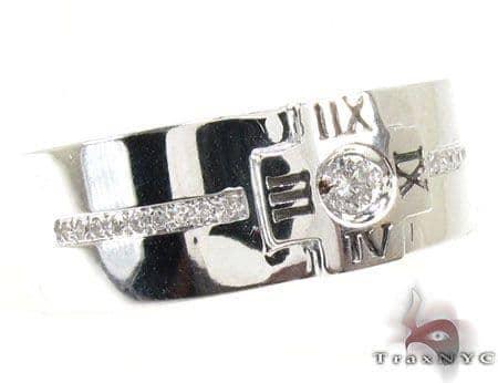 Mens Diamond Ring 19238 Style