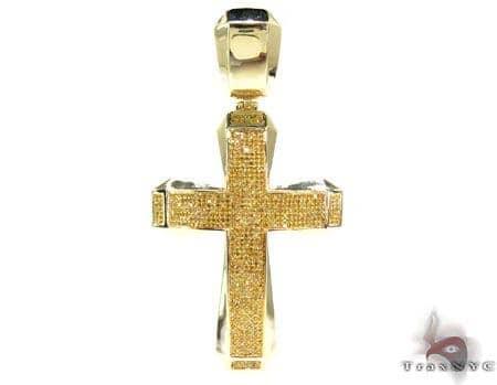 Canary Aristocrat Cross Diamond