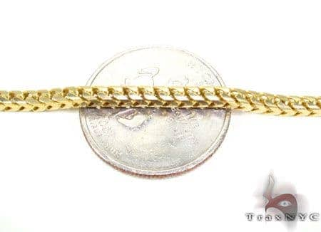 Mens Real Gold Chains