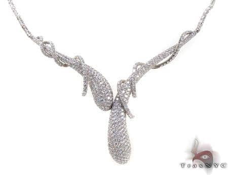 Diamond Illusion Necklace 20531 Diamond