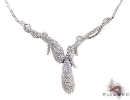 Diamond Illusion Necklace 20531 Diamond