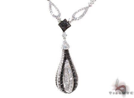 Ladies Diamond Necklace 20538 Diamond