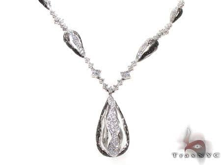 Ladies Diamond Necklace 20539 Diamond