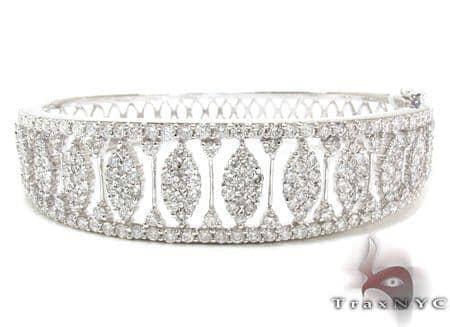 Ladies Prong Diamond Bracelet 21249 Diamond