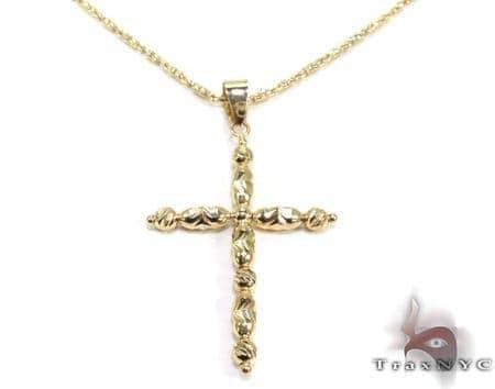 Ladies Cross Pendant 21549 Style
