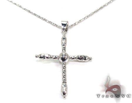 Ladies Cross Pendant 21553 Style