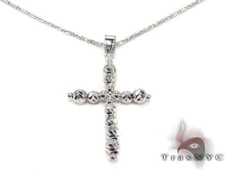Ladies Cross Pendant 21554 Style