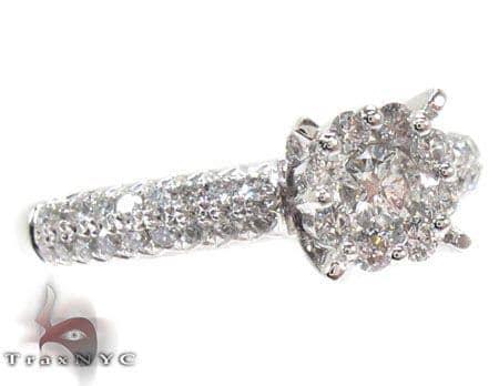 Ladies Diamond Ring 21679 Engagement