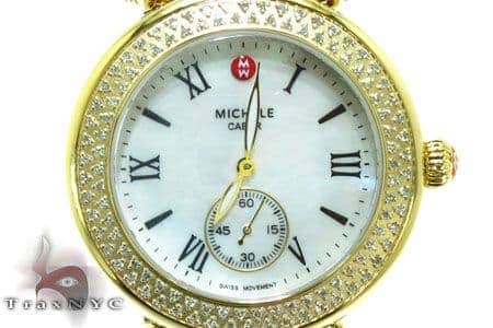 Michele Caber Diamond Watch MWW16A000038