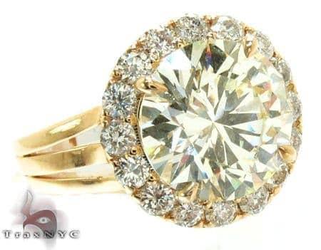 Ladies Prong Diamond Ring 21986 Engagement